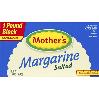 Mother's Margarine, Salted