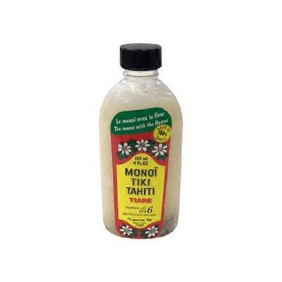 Ginco Monoi Tiare Spf 6 Gardenia Coconut Oil