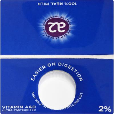 a2 Milk 2% Reduced Fat Milk