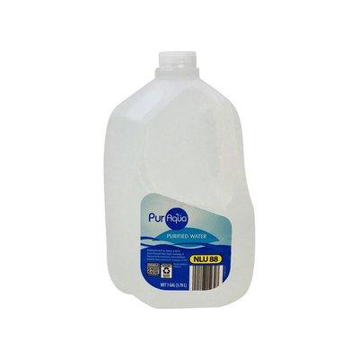 PurAqua Purified Water Gallon