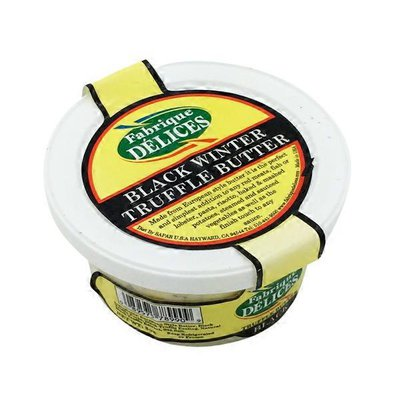 Fabrique Delices Black Truffle Butter