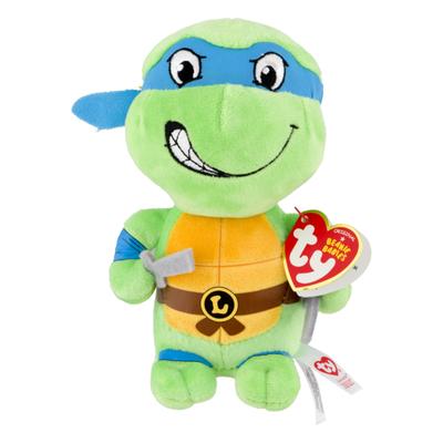 ty Beanie Babies Nickelodeon Teenage Mutant Ninja Turtles Leonardo