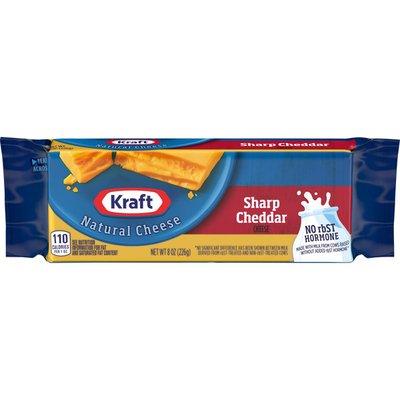 Kraft Sharp Cheddar Cheese