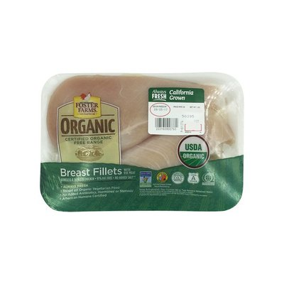 Simply Nature Fresh Organic Chicken Breasts