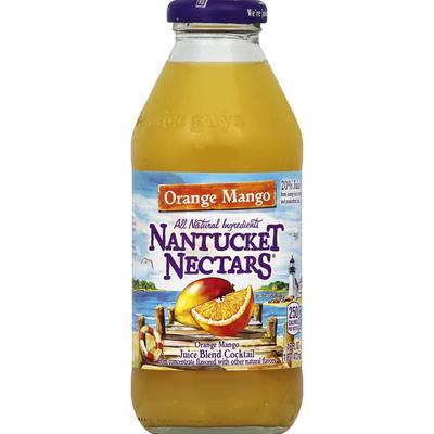 Nantucket Nectars Orange Mango Juice Drink