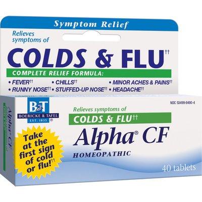 Nature's Way Alpha® CF Tablets
