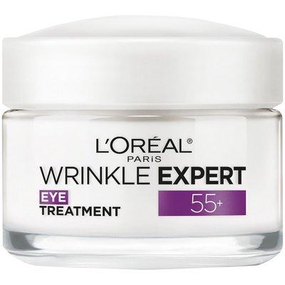 L'Oreal Paris 55+ Calcium Anti-Wrinkle Intensive Eye Treatment