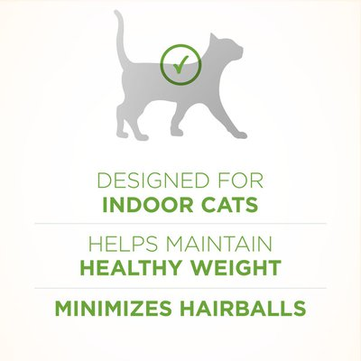 Purina ONE Natural, Low Fat, Weight Control, Indoor Dry Cat Food, +Plus Indoor Advantage