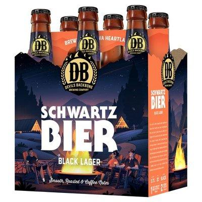 Devils Backbone Brewing Company Schwartz Bier