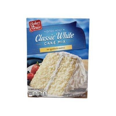 Baker's Corner White Cake Mix