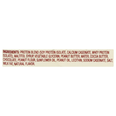 think! High Protein Bar, 20g Protein, Creamy Peanut Butter