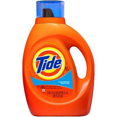 Tide Clean Breeze® Liquid Laundry Detergent