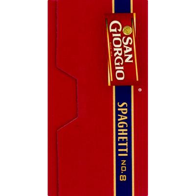 San Giorgio Spaghetti No. 8 Pasta