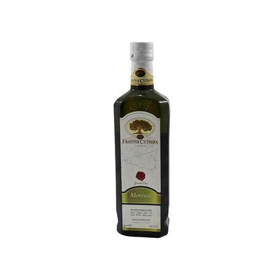 Frantoi Cutrera Sicilia IGP Gran Cu Moresca Extra Virgin Olive Oil