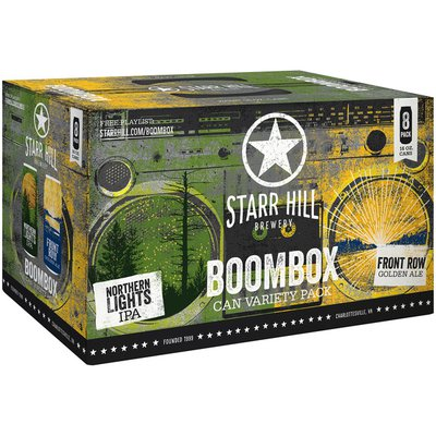 Starr Hill Brewery Variety Pack