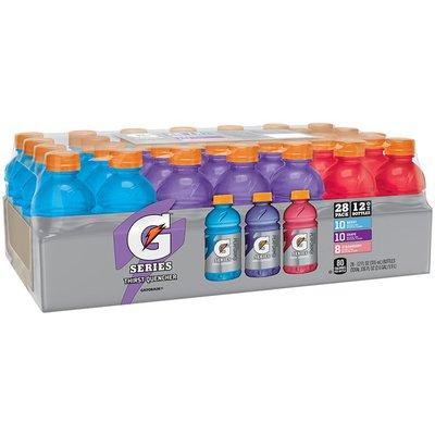 Gatorade Variety Pack 12 Oz