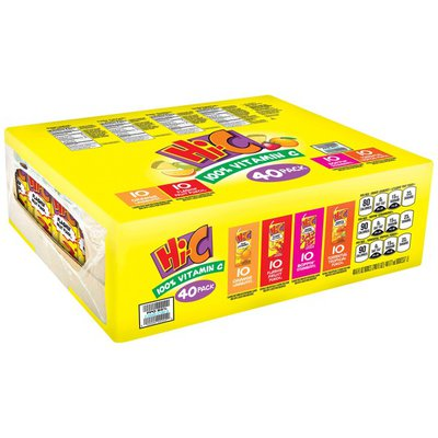 Hi-C Variety Pack
