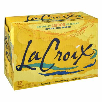 LaCroix Sparkling Water Lemon Flavored