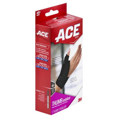 Ace Thumb Stabilizer, Adjustable