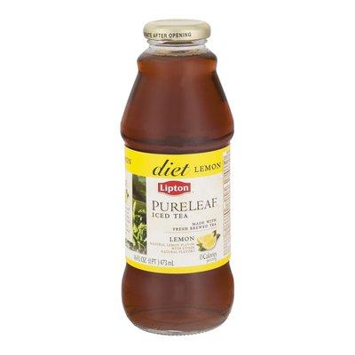 Lipton Pureleaf 0 Calories Diet Lemon Iced Tea