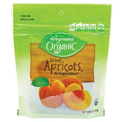 Wegmans Organic Dried Apricots