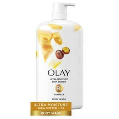 Olay Ultra Moisture Body Wash With Shea Butter, Female Personal Cleansing