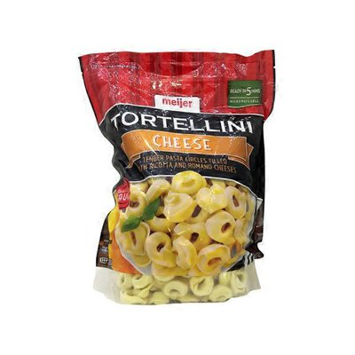 Meijer Cheese Tortellini