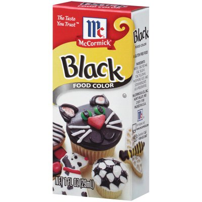 McCormick® Black Food Color