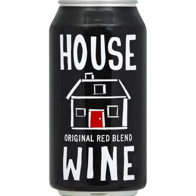 House Wine Red Blend, Original