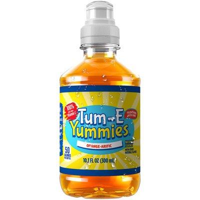 Tum-e Yummies Orangerific Orange, Naturally Fruit Flavored Water Drink