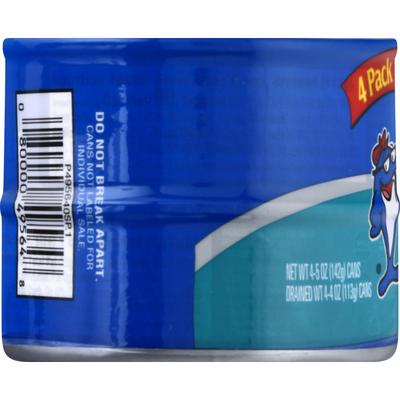 StarKist Tuna in Water, Chunk Light