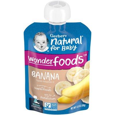 Gerber 2nd Foods Banana