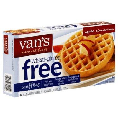 Van's Gluten Free Apple Cinnamon Waffles