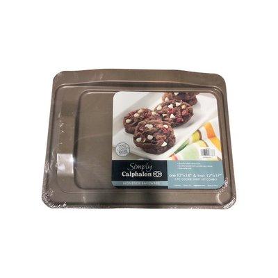 Calphalon 3-Piece Cookie Sheet Set