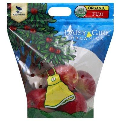 Daisy Girl Organics Organic Fuji Apples
