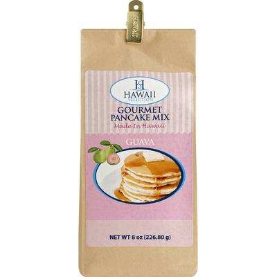Hawaii Selection Pancake Mix, Gourmet, Guava
