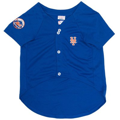 Pets First Extra Large MLB New York Mets Dog Jersey
