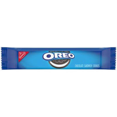 Oreo Chocolate Sandwich Cookies, Original Flavor, 1 Snack Pack (6 Cookies Total)