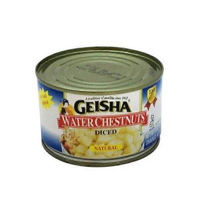 Geisha Water Chestnuts, Diced