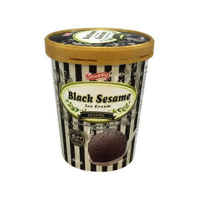 Shirakiku Black Sesame Ice Cream