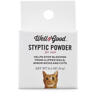 Well & Good Cat Styptic Powder