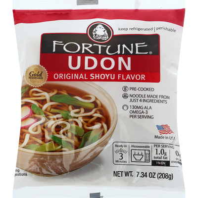 Fortune Udon, Original Shoyu Flavor