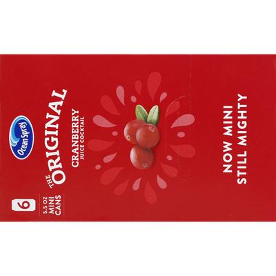 Ocean Spray Cranberry Juice Cocktail, The Original
