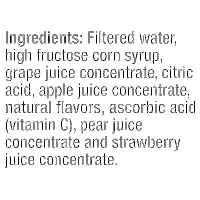 Tropicana Juice Beverage Blend, Berry Punch