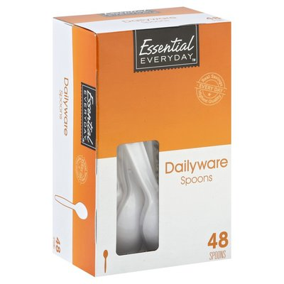 Essential Everyday Spoons, Basic, Dailyware