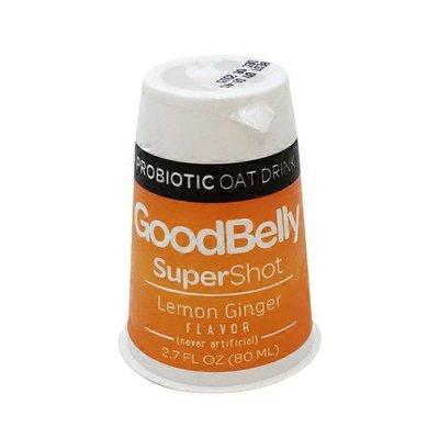 Goodbelly Supershot Probiotic Oat Drink