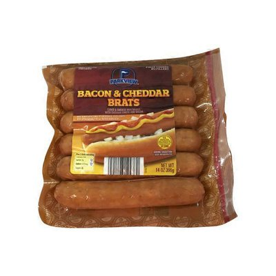 Parkview Bacon & Cheddar Brats