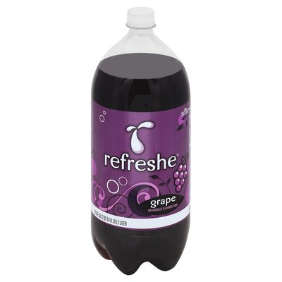Signature Select Soda, Grape