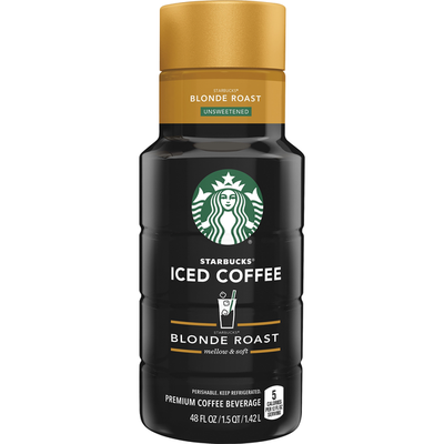 Starbucks BLNDE Coffee Drink