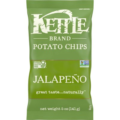 Kettle Brand® Jalapeno Potato Chips